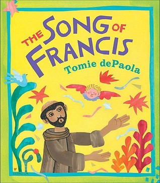 The Song of Francis, book cover